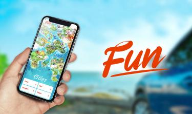 新生アクティビティブランド「Fun」の公式サイトが公開、今後は多言語化へ